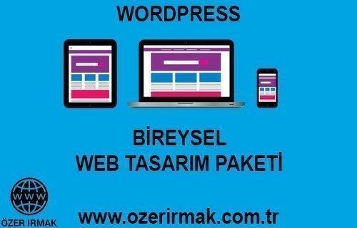Bireysel Web Tasarim Paketi