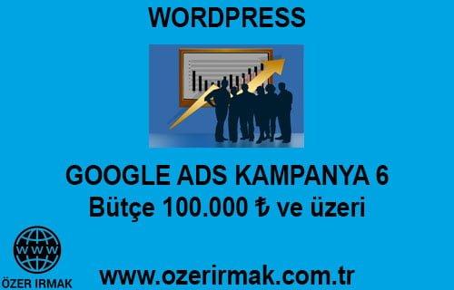 Google ADS Kampanya 6