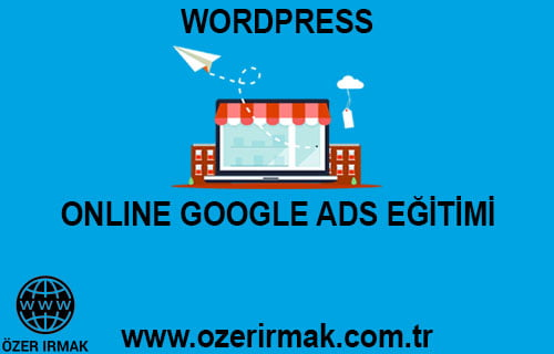 Online Google ADS Eğitimi