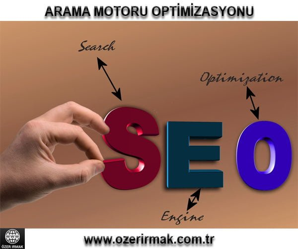 Online SEO Bannerı
