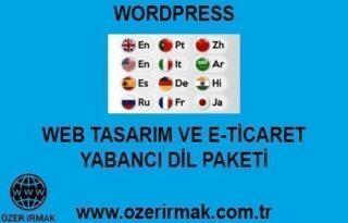 WPML Dil Paketi
